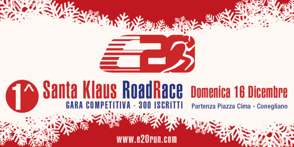1^ Santa Klaus Road Race