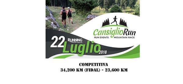 3^ CANSIGLIO RUN - COMPETITIVA