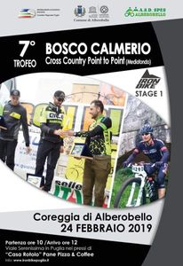 IRON BIKE 2019 - #1 - TROFEO BOSCO CALMERIO