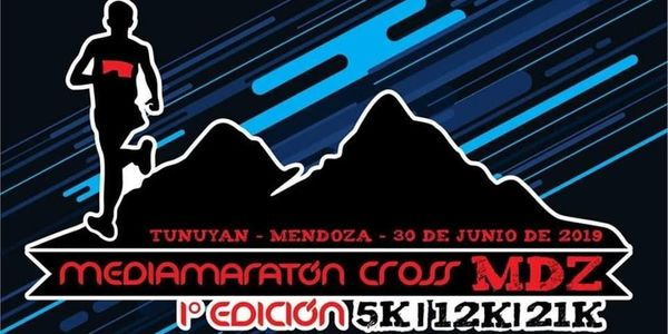 MEDIA MARATON CROSS MDZ  RACE 2019 - 5K, 12K, 21K.