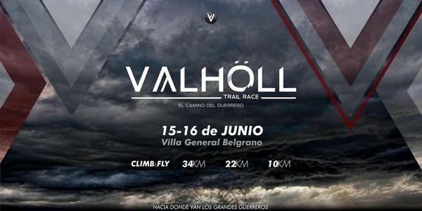 VALHOLL TRAIL RACE, El camino del guerrero