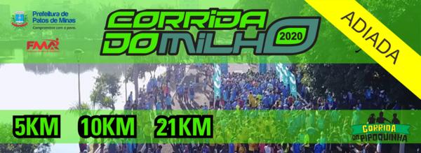 12ª CORRIDA DO MILHO - 2020