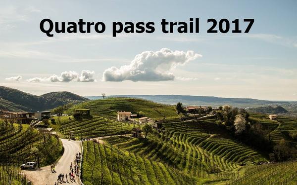 Quatro pass trail
