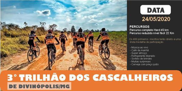 3° TRILHAO DOS CASCALHEIROS