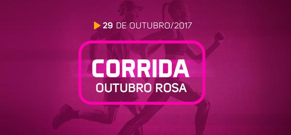I CORRIDA OUTUBRO ROSA