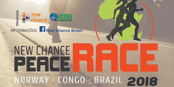 NEW CHANCE PEACE RACE