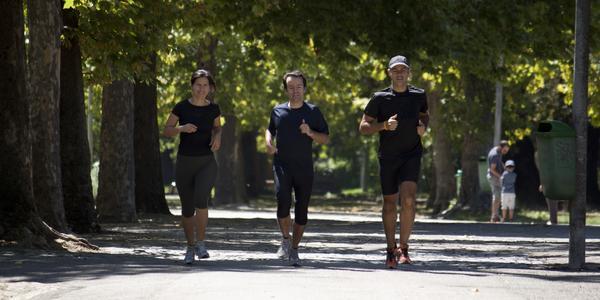 Lisbon City Running