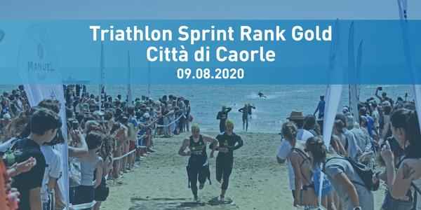 Triathlon Sprint Rank Gold Città di Caorle