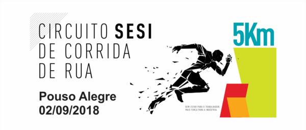 CIRCUITO SESI DE CORRIDA DE POUSO ALEGRE