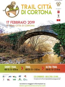 TRAIL CITTA DI CORTONA