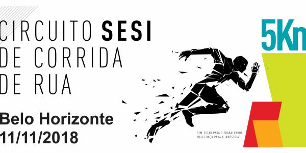 CIRCUITO SESI DE CORRIDA DE BELO HORIZONTE