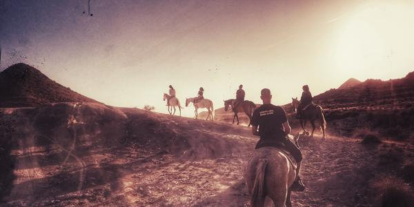 Horse Trekking in Andalusia: 06/10/2020 - 10/10/2020