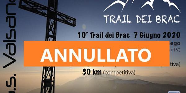 10° Trail dei Brac -