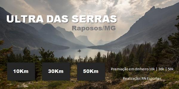 Ultra das Serras - Raposos 2018