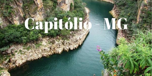 Trekking and Travel in Capitólio MG- Feriado Carnaval 2019