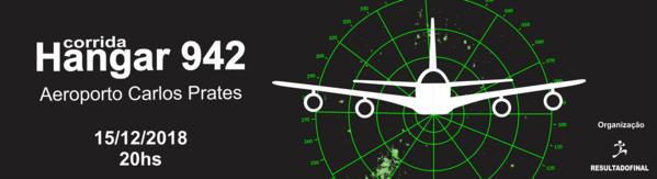 Corrida Hangar 942 - Aeroporto Carlos Prates