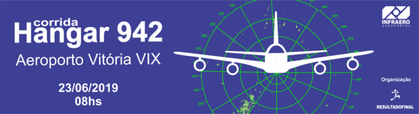 Corrida Hangar 942 - Aeroporto Vitória VIX