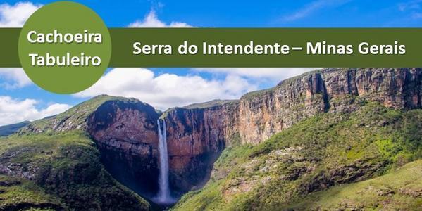 Trekking Cachoeira do Tabuleiro - A maior de Minas Gerais