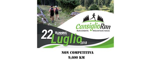 3^ CANSIGLIO RUN - NON COMPETITIVA