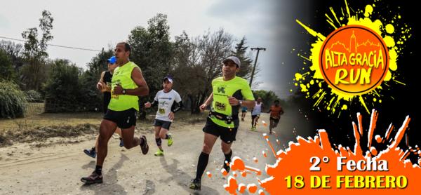 Alta Gracia Run 2018 - II Edición VERANO