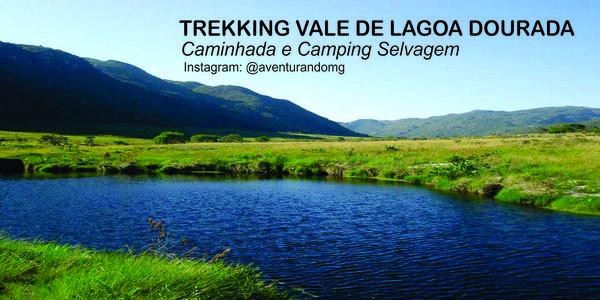 Trekking  Vale de Lagoa Dourada - São José da Serra - MG