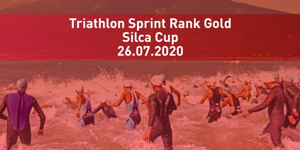 Triathlon Sprint Rank Gold Silca Cup