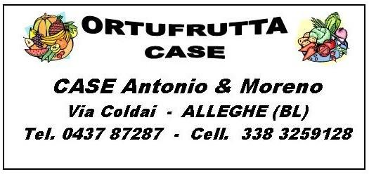 Ortofrutta Case Antonio e Moreno