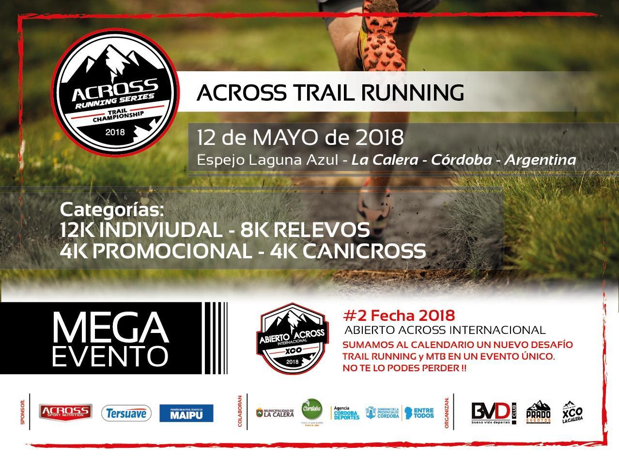 Calendario Running.Across Trail Running Keepsporting